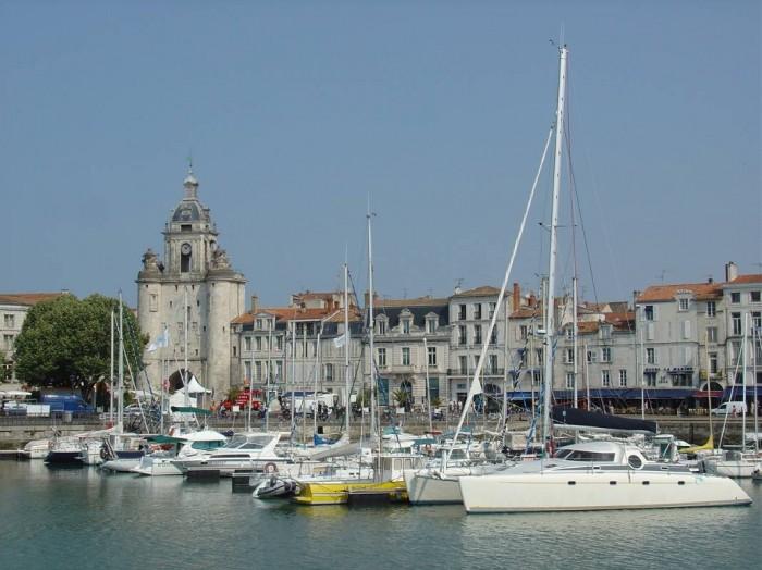 La Rochelle. Sursa foto: www.larochellefrance.com
