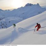 1012_Skifahrer zwischen Warth und Lech