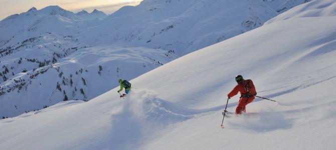 Arlberg – Steaua norocoasa a Austriei