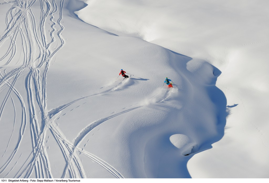 1011_Skigebiet Arlberg