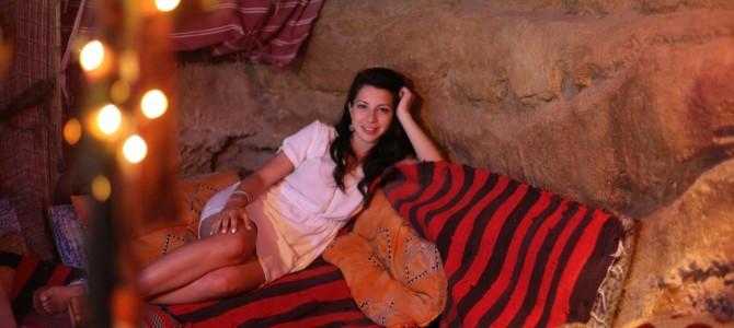 Cu Alexandra Violin prin Sharm El Sheikh