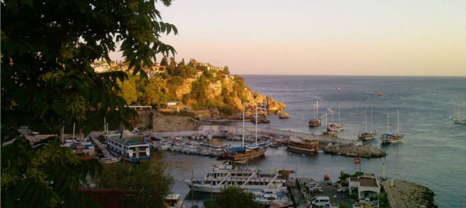 Antalya – despre afaceri, turism si placere