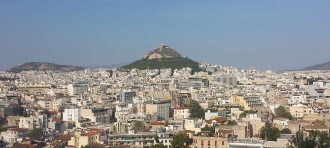 Atena, a doua mea casă