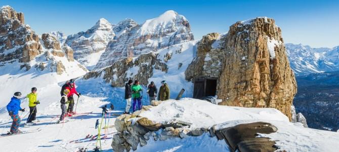 "Cortina d'Ampezzo <br> Farmec, eleganță și ""slow-ski"""