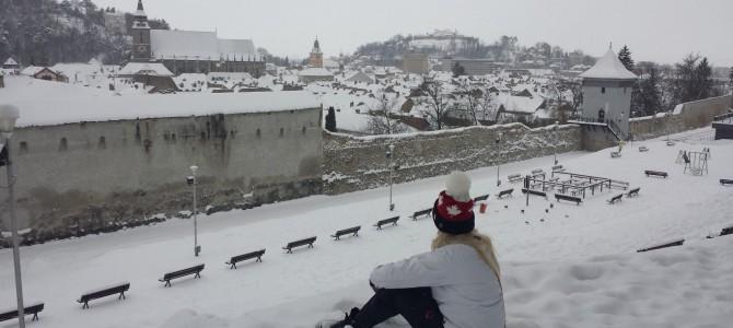 BRAȘOV – Două săptămâni jumate