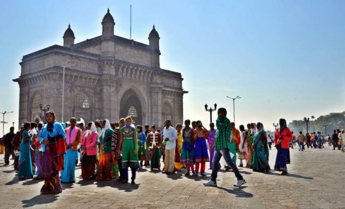 Gateway of India. Foto: Laura Postelnicu