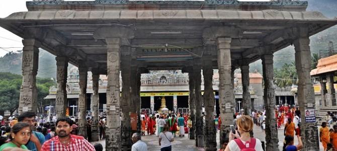 INDIA MEA. Episodul VIII. Bine ați venit la Tiruvannamalai, călătorie în timp și spațiu către Nirvana!