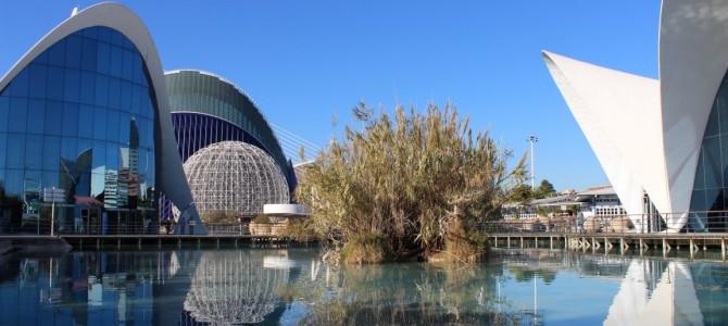 Poveste Valenciană. Episodul II – Orașul Artelor și Științei