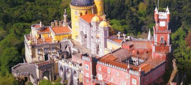 Sintra – Episodul II: Palatul Naţional Pena