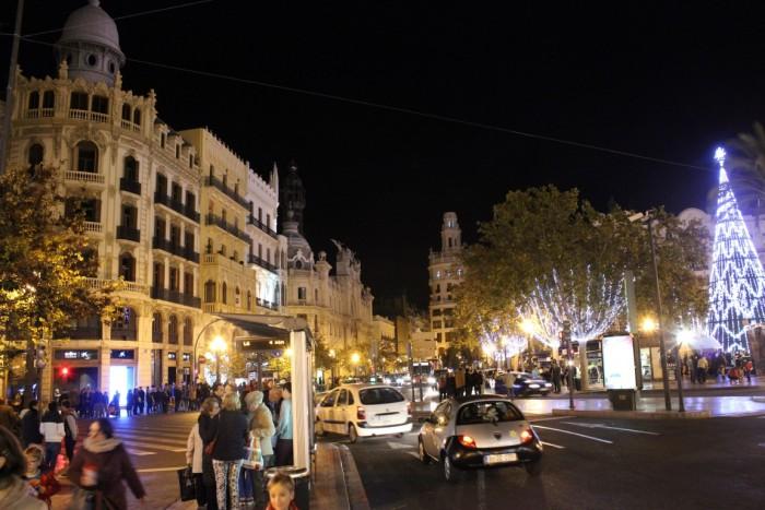 Valencia noaptea 2 (Medium)
