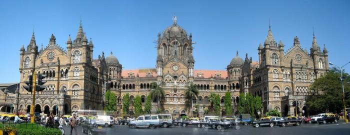 Gara Victoria Mumbai. Sursa foto: simple.wikipedia.org