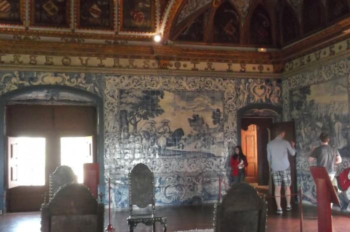 Sala Blazoanelor
