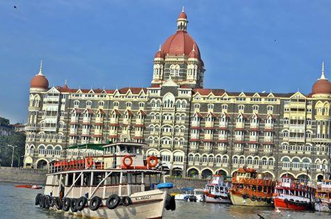 Hotelul Taj. Foto: Laura Postelnicu