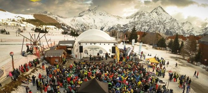 Impresii de la SNOW FEST – Les 2 Alpes