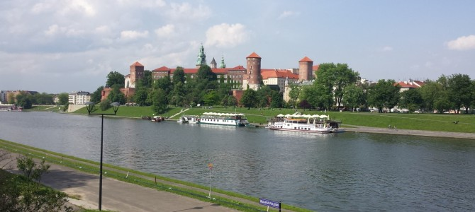 Cracovia – Do you want to see the dragon?