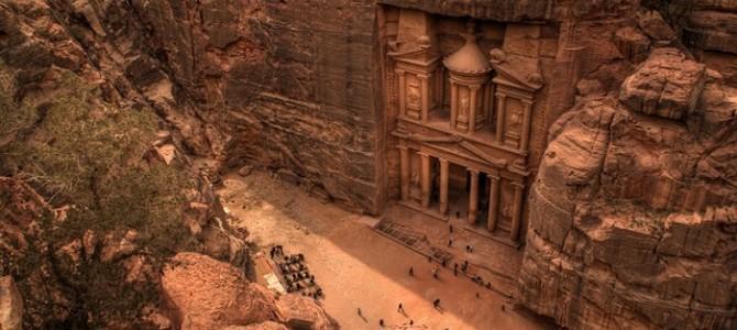 Ghid de Iordania. Episodul III: Petra