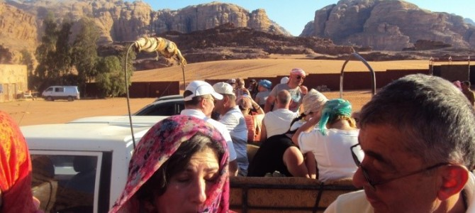 Ghid de Iordania | Wadi Rum