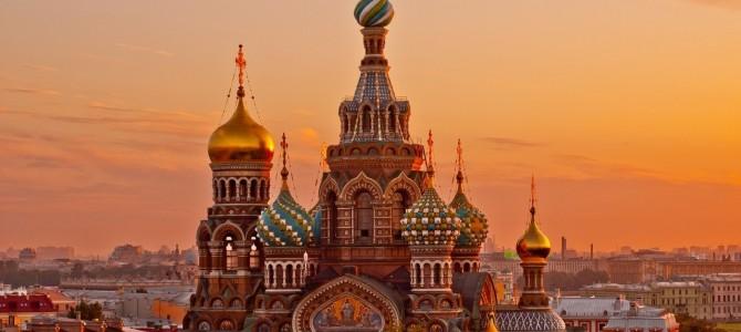 Istoria faimoasei catedrale din Sankt Petersburg