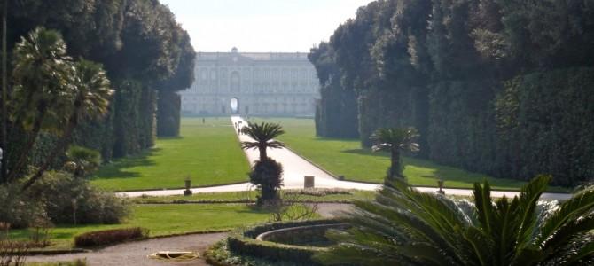Italia și minunile ei: Caserta – Parcul Palatului Regal