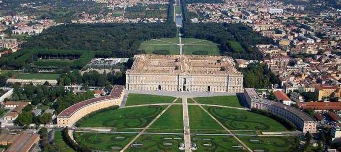 Italia și minunile ei: Caserta –  Versailles di Italia