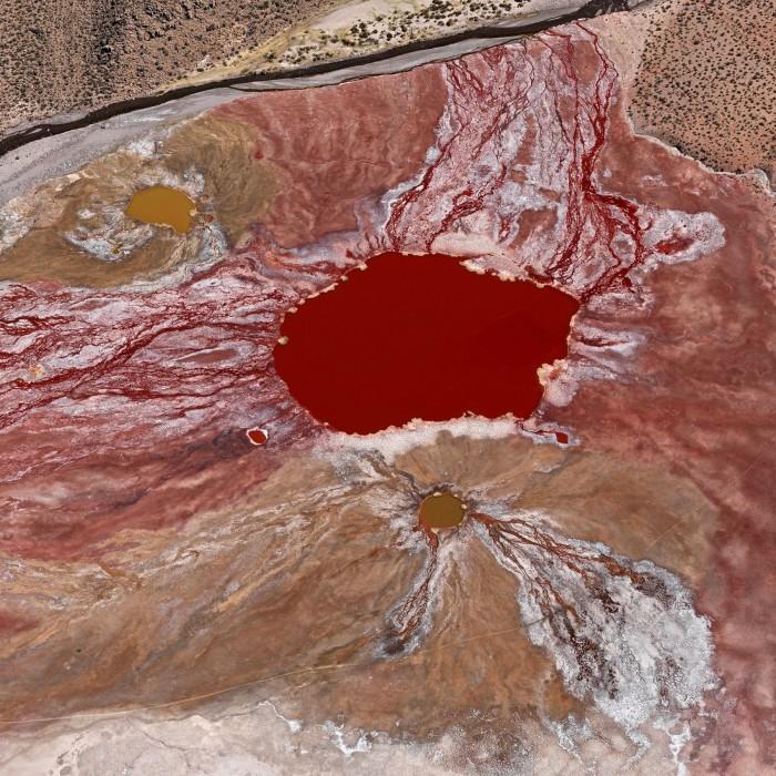 laguna roja chile 2