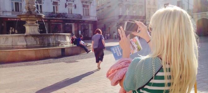 Impresii din Bratislava