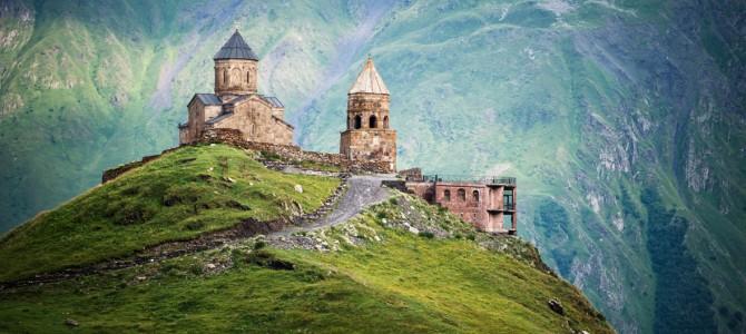 O lună în Georgia. Partea a II-a: biserici și mănăstiri