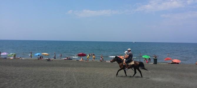 O lună în Georgia – Partea a III-a – litoralul Mării Negre