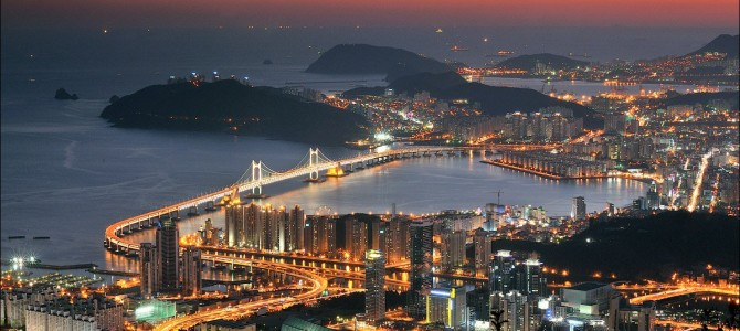 Experiența mea Coreeană III: Busan si Gyeongju