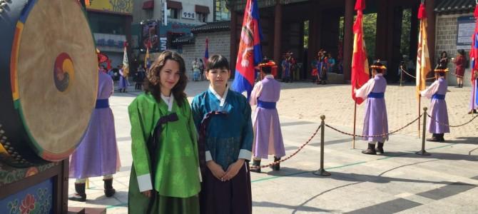 Experiența mea Coreeană II: zig zag prin Seoul