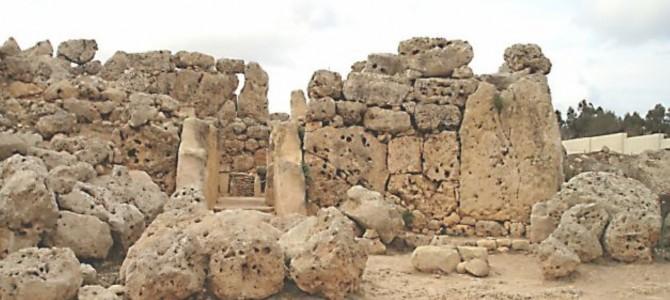 Turist in Malta: Templele megalitice din Gozo sau Intalnire cu preistoria