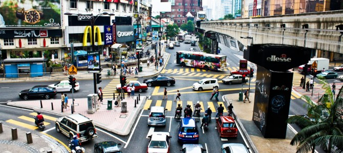 Călătorind prin Asia: Kuala Lumpur
