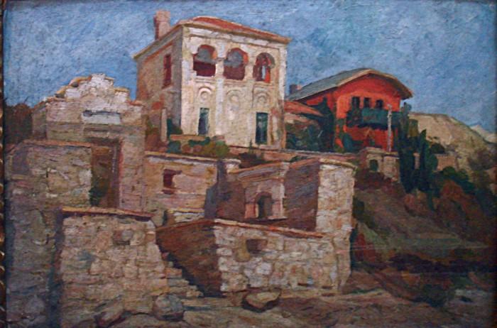 Casa familiei, de la Balcic