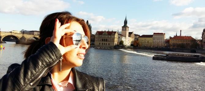 Praga sau cum mi-am înșelat o iubire cu alta…