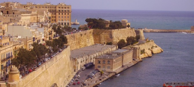Turist in Malta: Valletta, dragoste la prima vedere