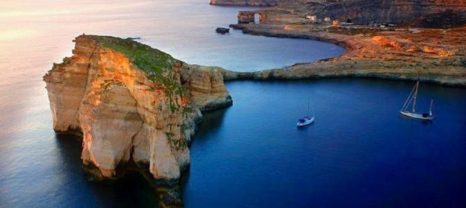 Turist in Malta: Pe urmele lui Ulise, in Insula Gozo