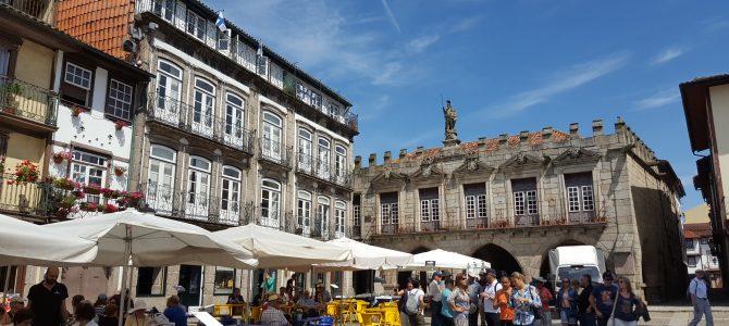 Guimaraes, locul unde s-a născut Portugalia