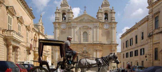 Turist în Malta: Mdina, un oraș cu parfum medieval