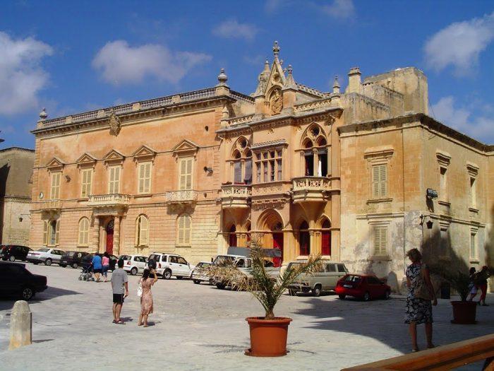Palatul Inguanez