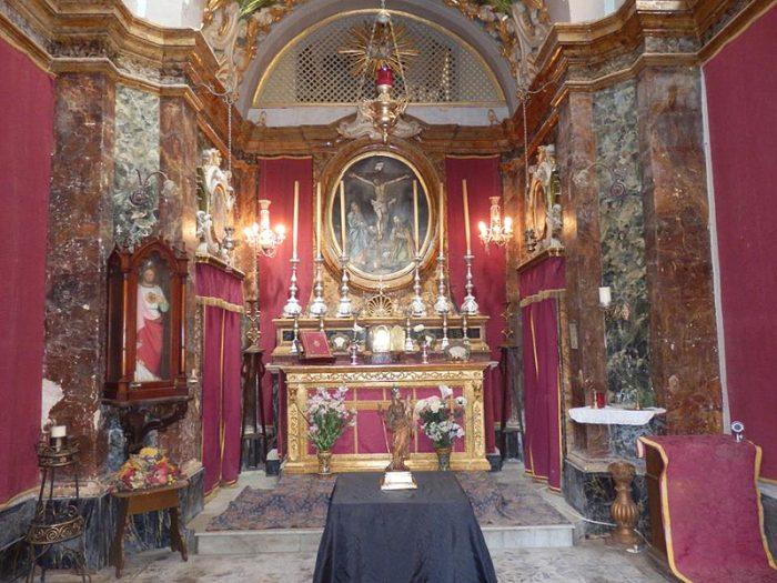 St Roque Chapel