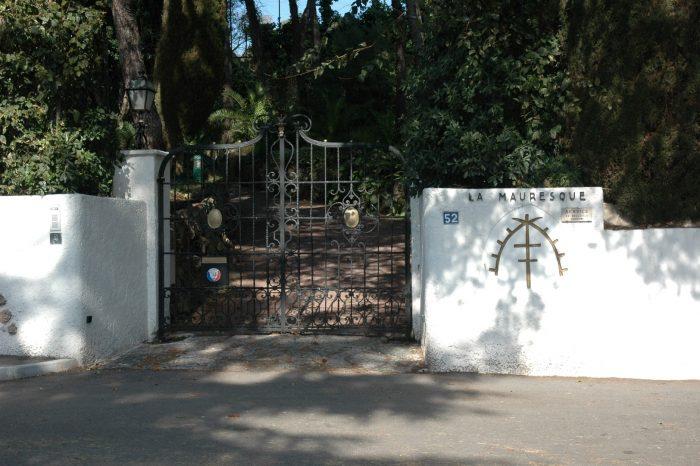 VILA MAURESQUE - fosta resedinta a scriitorului Somerset Maugham