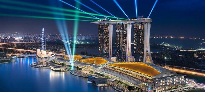 Călătorind prin Asia: Singapore