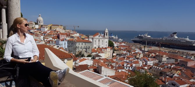 Lisabona – pas cu pas