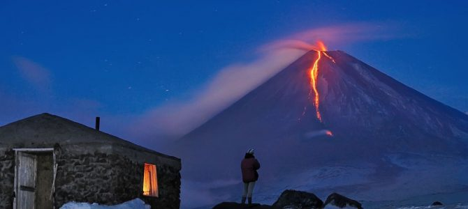 Kamchatka – natura în stare pură