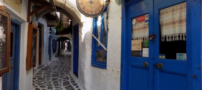 Paradisul meu din Marea Egee: Insulele Ciclade