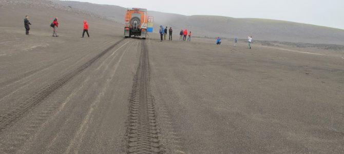 Kamchatka – natura în stare pură. Partea a II a: Vulcanul Mutnovski