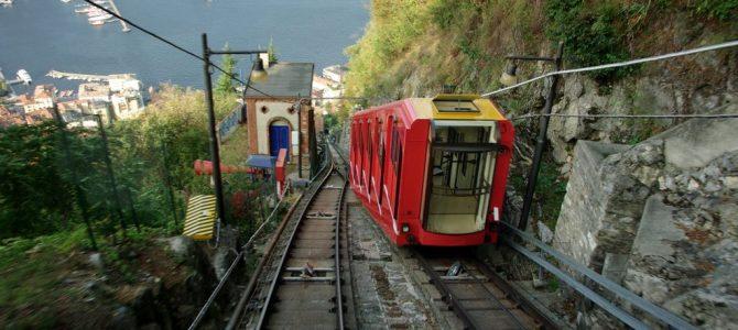 Top funiculare în Europa