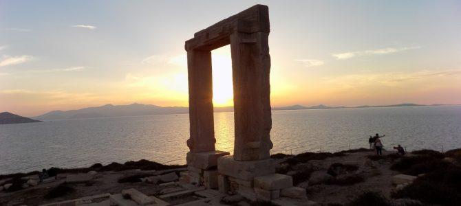 Naxos, insula Ariadnei si a lui Dyonisos
