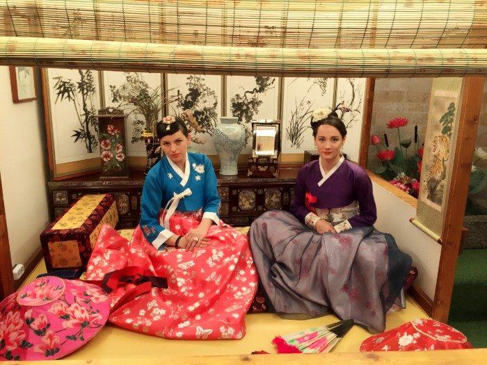 imbracaminte traditionala coreea