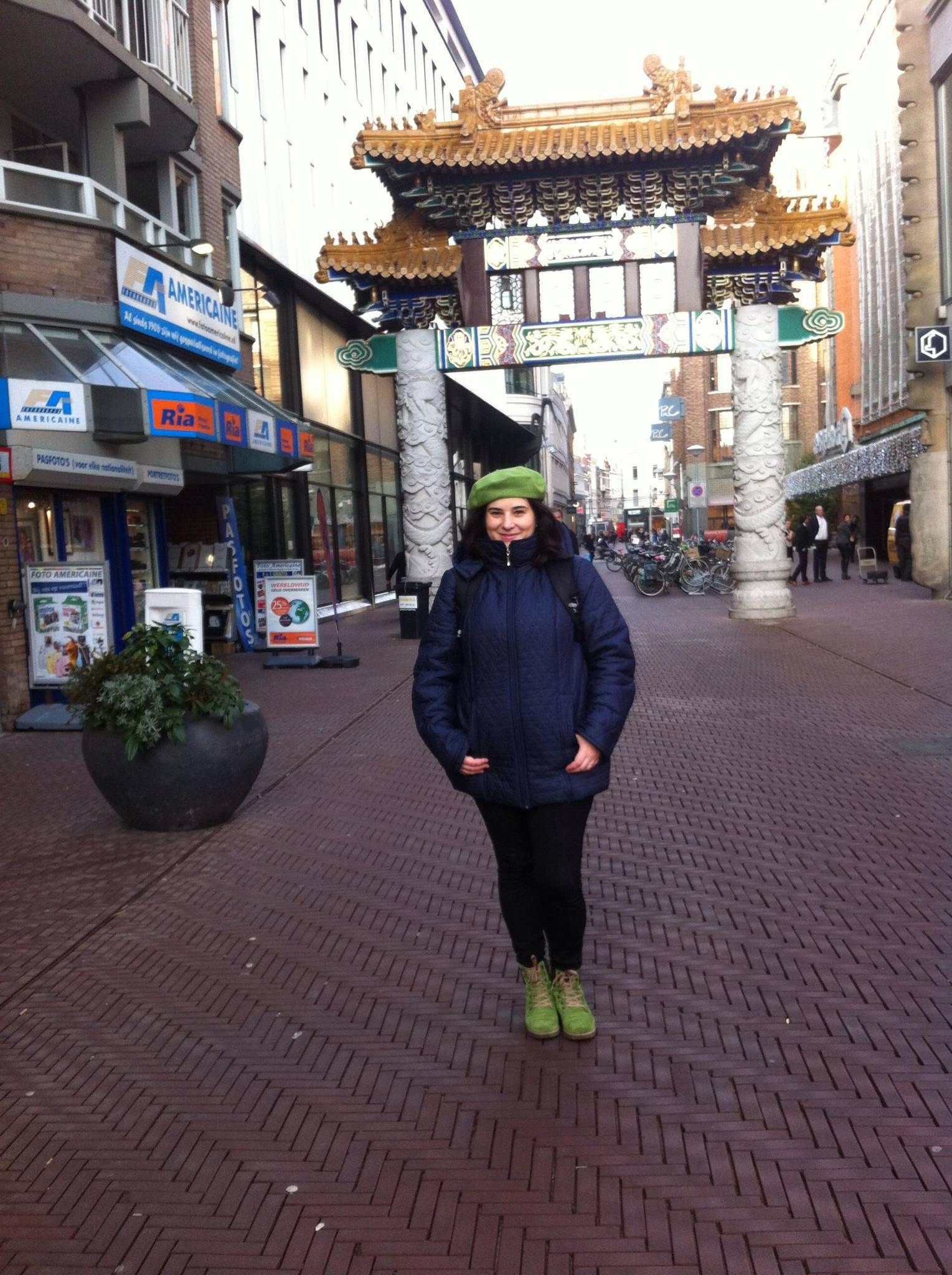 cartierul chinezesc din haga